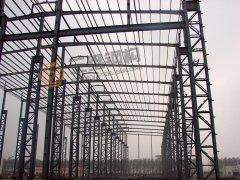 泰山恒信变压器轻钢结构工程