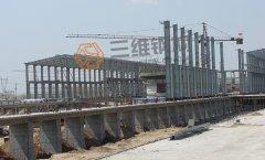 山东德州恒特重工有限公司重钢结构厂房