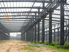 山东宏业纺织有限公司重钢厂房工程