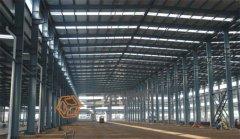 10万吨玉米芯重钢厂房糠醛车间