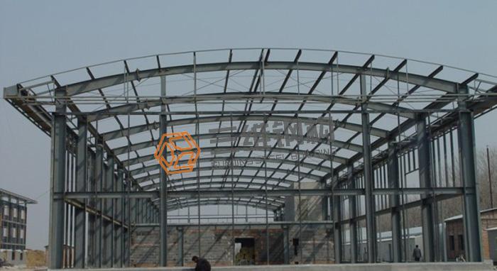 山东三维钢结构公司轻钢厂房项目