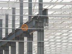 双一集团DCPD轻钢厂房工程