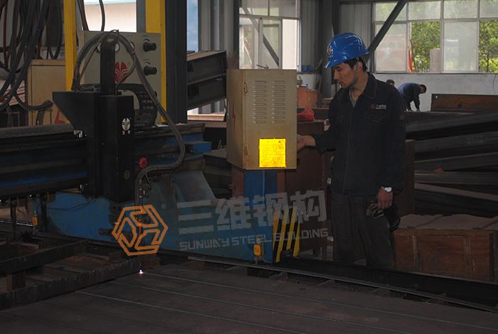 钢结构施工工艺焊接