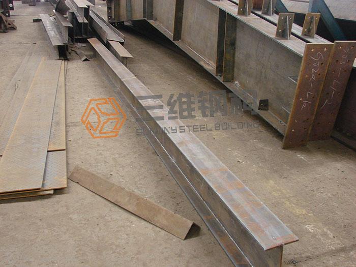 钢结构施工工艺号料