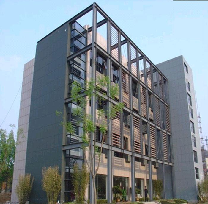 轻钢结构促进住宅产业化的发展