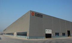 山东三维重工重钢厂房