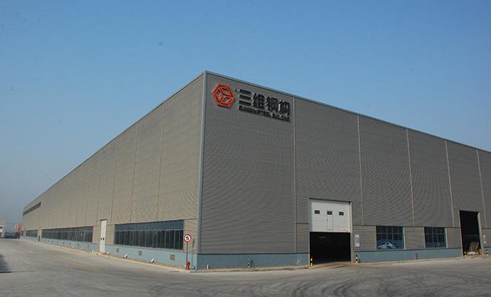 重钢结构厂房施工制作工艺:包括工艺流程的选择