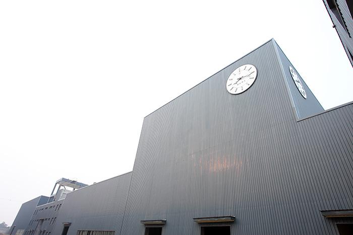 国外多层厂房设计