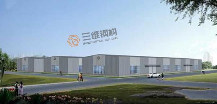 钢结构厂房和普通的混凝土厂房这两者是各有优
