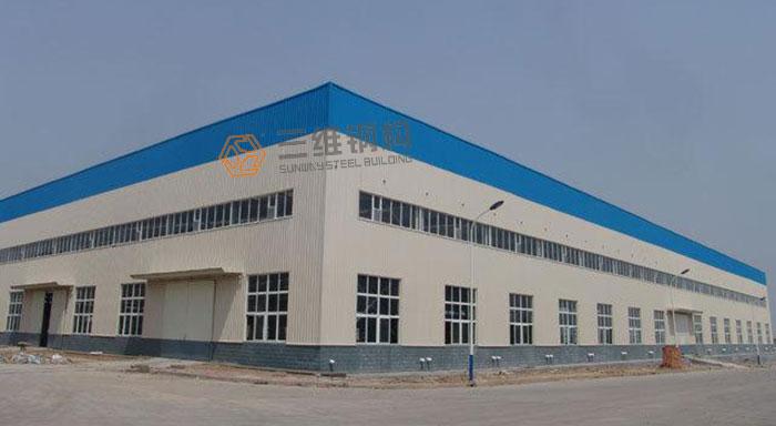 轻钢结构厂房屋面保养与检修知识
