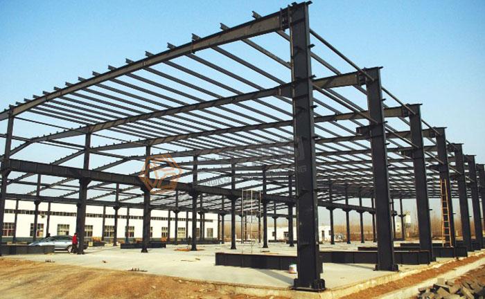 山东三维钢结构股份有限公司钢结构图集