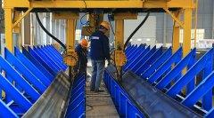 枣庄国宇机械设备公司轻钢结构设备维修
