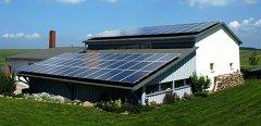 <b>太阳能光伏支架系统解析——山东三维钢结构公司</b>