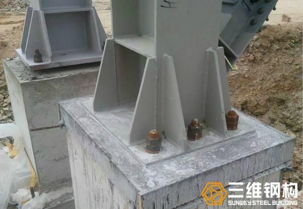 多高层钢结构厂房施工步骤技术