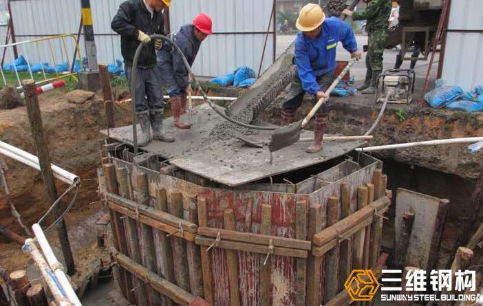 钢结构厂房工程的优劣势及施工注意措施