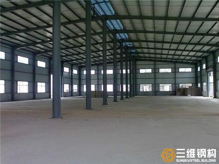 钢结构厂房工程组成部件