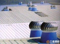 夏季到来钢结构厂房通过通风器实现通风降温