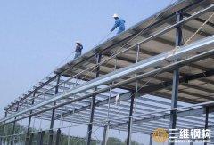 钢结构厂房房屋面板搭接构造的四种方法