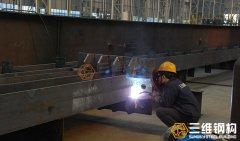 钢结构厂房制造安装方面的精度操控