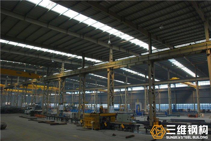 影响钢结构厂房价格的几个因素有哪些?