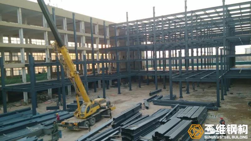 钢结构厂房施工过程安全措施