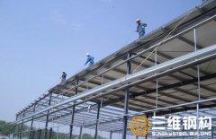 钢结构厂房的钢构件所需量计算