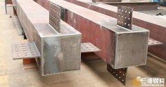 钢结构厂房车间箱型柱的详细情况