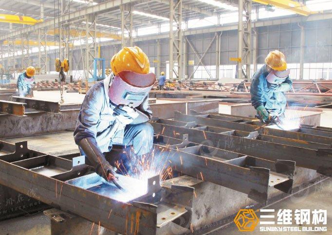 钢结构焊接加工措施