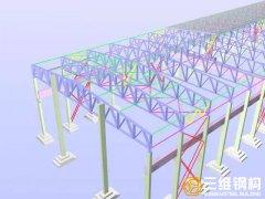 钢结构厂房结构设计中应用优势与要点